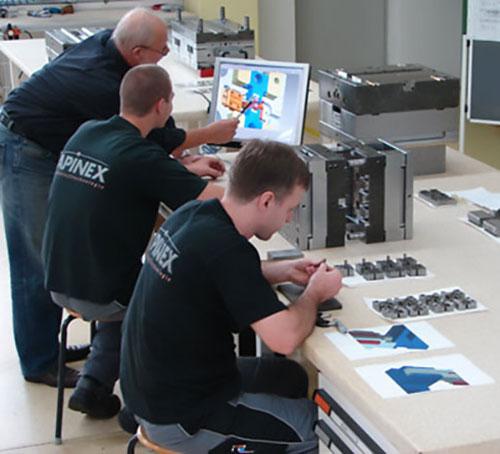 APINEX Kunststofftechnologie GmbH - Werkzeugbau